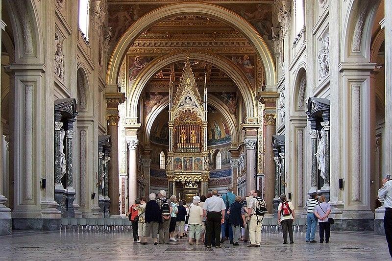 Tour of the Basilicas of Rome
