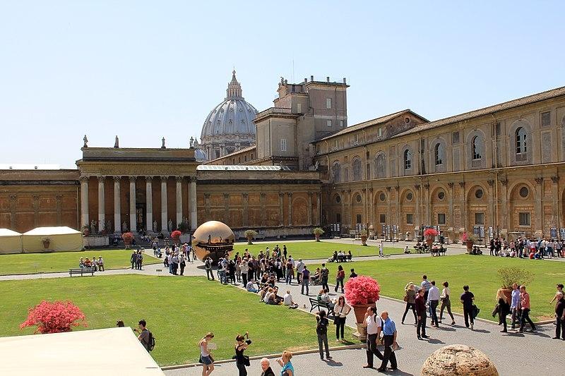 Vatican Museums and Vatican City Tour
